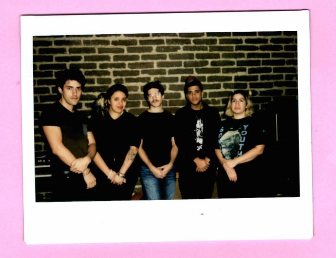 Downtown Boys announce signing to Sub Pop Records