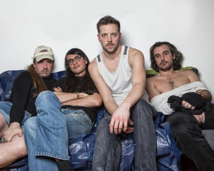 Our interview with L'Amour Bleu, by Brit Bachmann