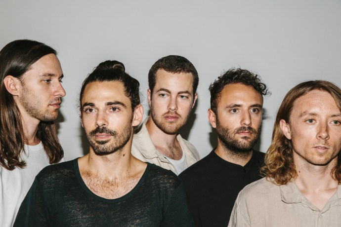 """Local Natives release new single """"I Saw You Close Your Eyes"""""""