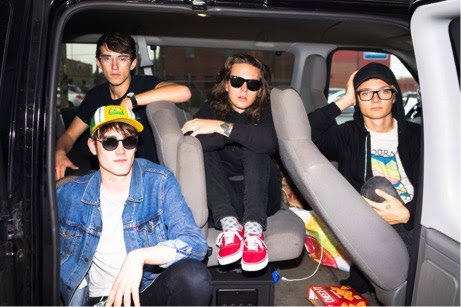 """Watch Hippo Campus perform """"way it goes"""" on Conan"""