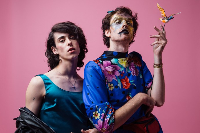 """PWR BTTM shares video for """"Answer My Text"""""""