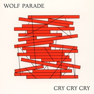 review of Wolf Parade's 'Cry Cry Cry' they