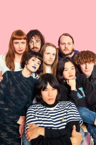 "Dan The Automator has remixed the Superorganism single ""I Wanna Be Famous"""