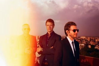 "Interpol release new single ""Number 10."" The single is off their forthcoming release ''Marauder'"