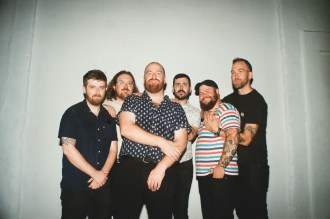 """""""First Time"""" by Sam Coffey & the Iron Lungs is Northern Transmissions' 'Video of the Day'."""