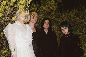Katie Monks from Dilly Dally, interview with Northern Transmissions