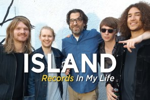 Island guest on 'Records In My Life'