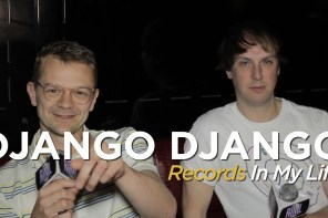 Django Django Guest On 'Records In my Life'