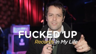 Fucked Up guest on 'Records In My Life.' Drummer Jonah Falcon, joined us to talk about the band's latest release, and many more great ones