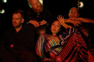 "Little Dragon get remixed by Jayda G. The Swedish group's latest single ""Lover Chanting"" has been reworked into a slice of groovy-house."