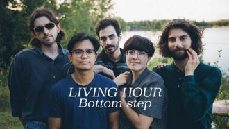 "Living Hour have released a video for ""Bottom Step"", the lead single from their from their forthcoming release, Softer Faces"