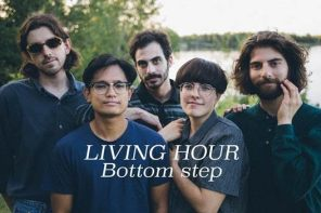 "Living Hour ""Bottom Step"""