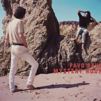 "Pavo Pavo have released their new single ""Close To Yoyr Ego. The song arrives a couple of weeks prior to the duo's new album 'Mystery Hour.'"