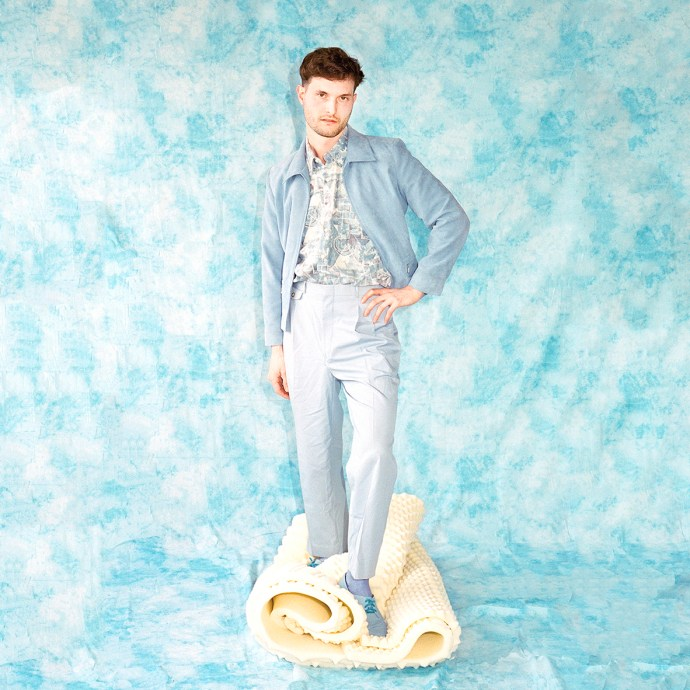 Radiant Baby is streaming his new album 'Restless.' The full-length comes out on February 8th via Montreal boutique Lisbon Lux.