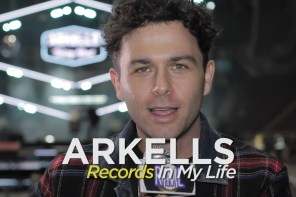 Arkells guest on 'Records In My Life'