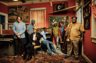 "Preservation Hall Jazz Band debut ""Krevol."" The legendary group, will be touring behind the single, starting April 12th in Cape May, NJ."