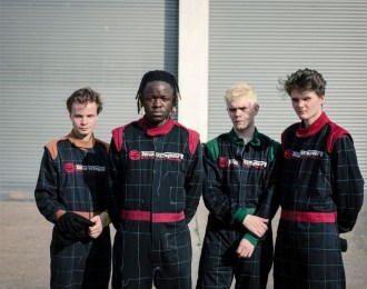 "black midi shares a caustic new single, ""Crow's Perch,"" via Rough Trade Records. The accompanying video, directed and edited by susan_creamcheese KA: Vilhjálmur Yngvi Hjálmarsson"