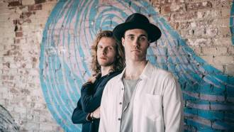 """New York via Vancouver duo, Bob Moses has released a video for their single """"Enough To Believe."""" The track is off their 2018 release Battle Lines"""
