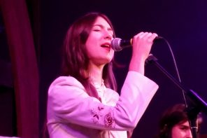 Weyes Blood and Jackie Cohen in Vancouver, BC