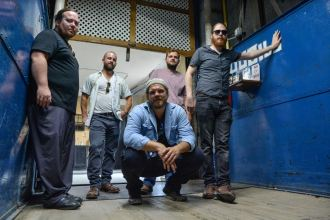 """Sound Company have debuted their new single """"Run."""" The track is off the Louisville, KY's self-titled debut, out May 31st via Core Sample Records"""