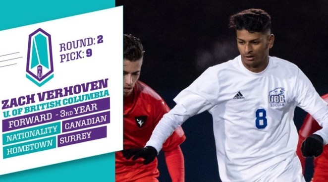 Pacific FC Sign Zach Verhoven - Northern Tribune
