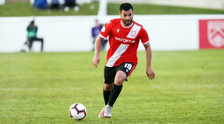 Cavalry FC Player Gabriel Bitar Returning To Carleton University ...