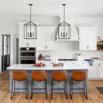 Fall In Love With This Custom Modern Farmhouse In Nova
