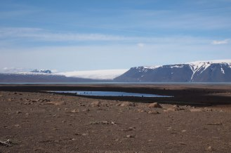 Sudurjokull and the Langjokull