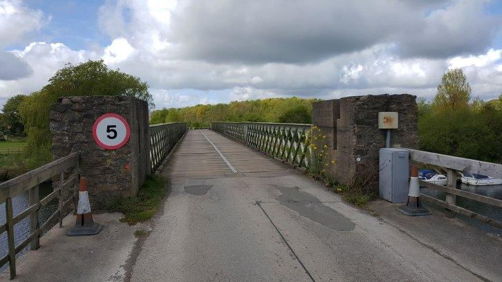 Aldwark Toll Bridge