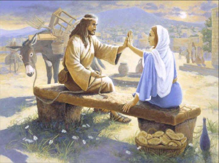 Image result for jesus mary magdalene