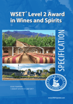WSET Level 2 Specification