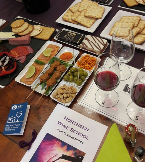 How to Match Wine with Food, Food and Wine Matching Manchester
