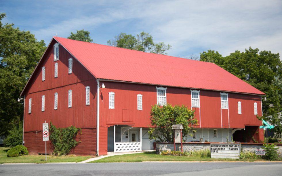 Maple shade barn dillsburg pa