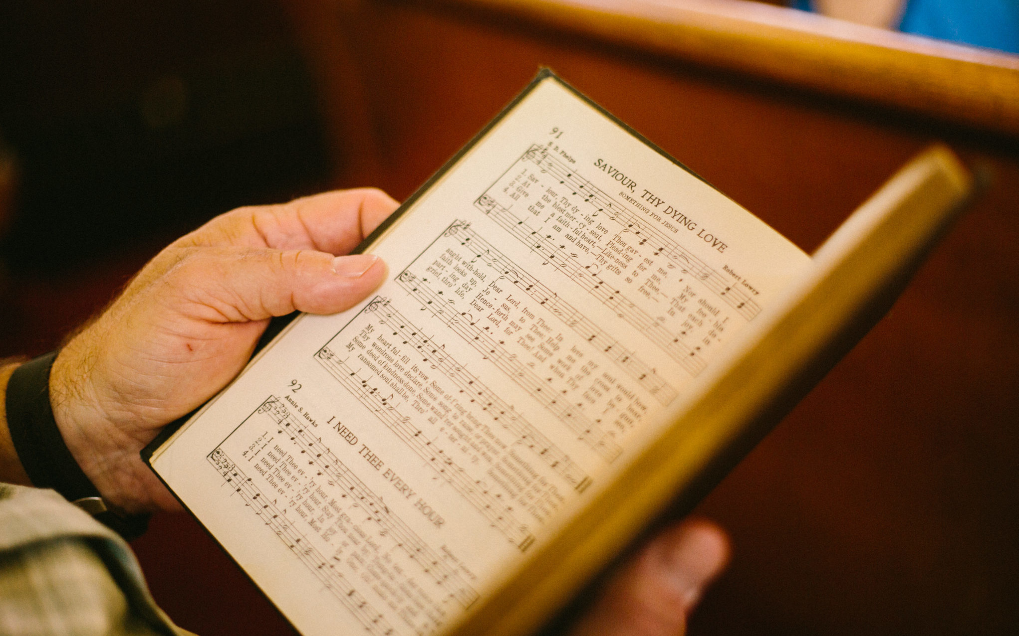 Old-Fashioned Hymn Sing – Northern York County Historical and