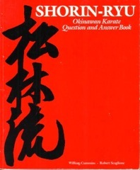 The Shorin-Ryu Okinawan Karate Question & Answer Book (aka, the Red Book) by Robert Scaglione and William Cummins