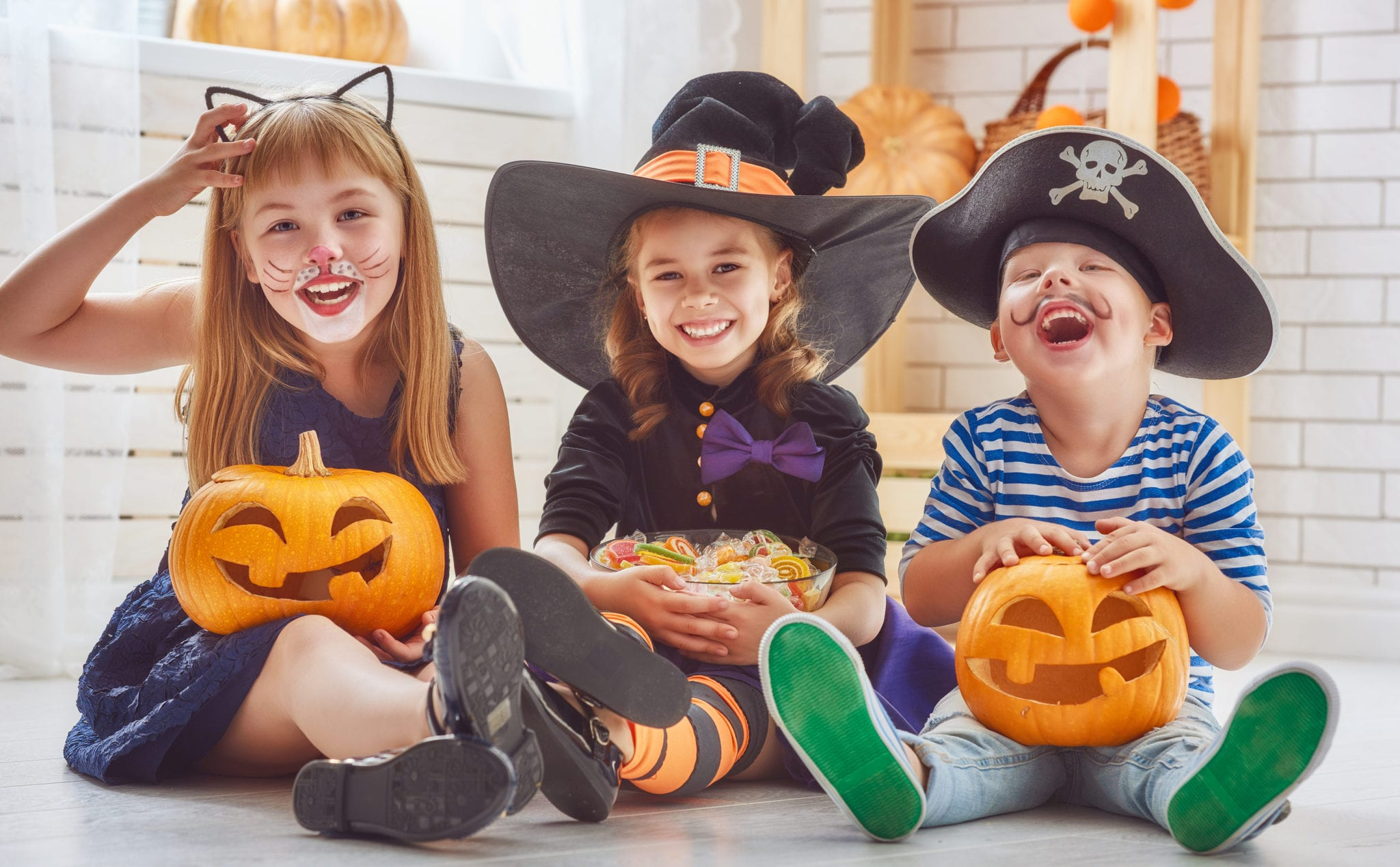 halloween safety tips for lake city families - north florida land for sale