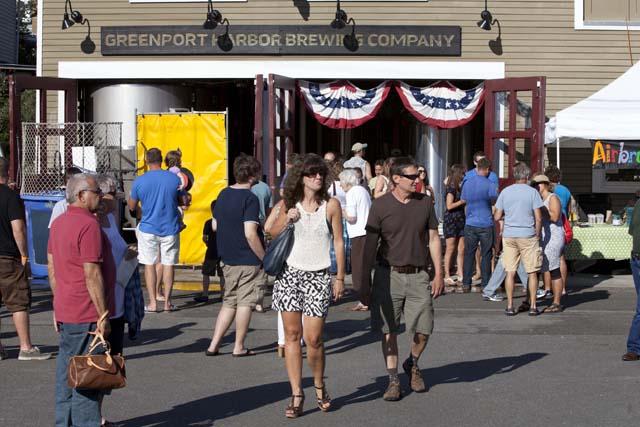 greenport harbor brewing company anniversary party