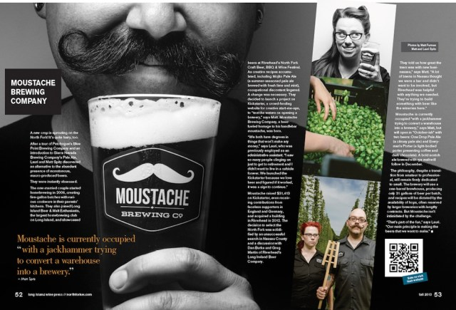 moustache brewery wine press long island craft beer north fork
