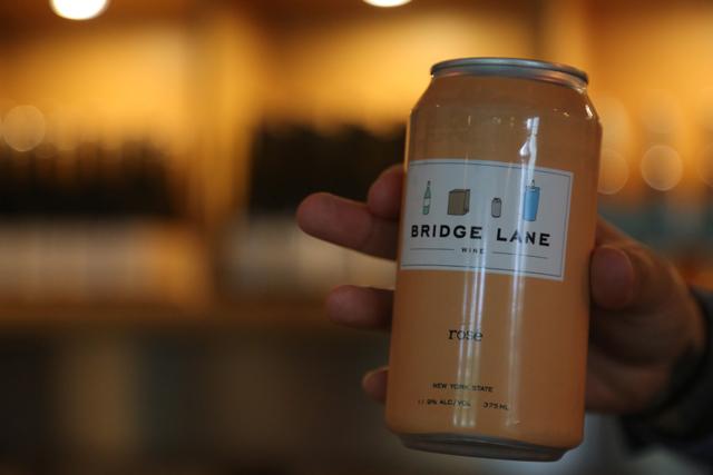 Bridge Lane Wines rosé