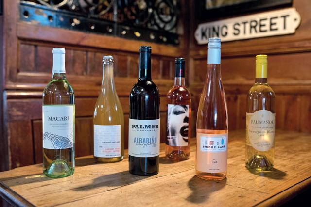 Long Island wine spring picks