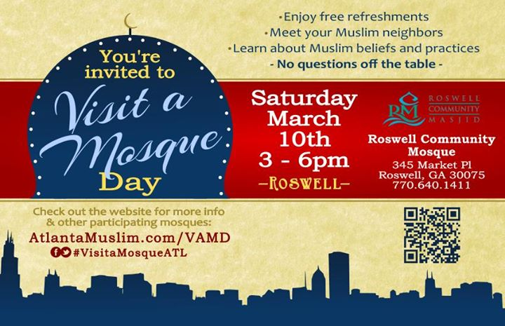 Visit a mosque day 2018 north fulton interfaith alliance visitamosqueatl day on saturday march 10th where area mosques will open their doors to the general public although most mosques are always open to stopboris Image collections