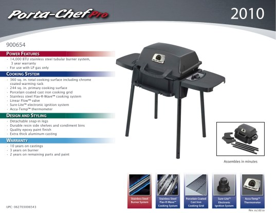 Porta-Chef Pro from Broil King