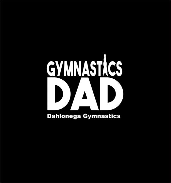 Gymnastics Dad 5x5 1