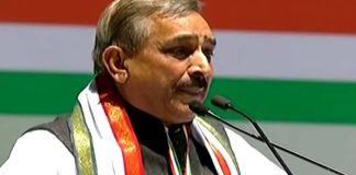pramod tiwari speaks at the expense of diesel petrol attacks modi government