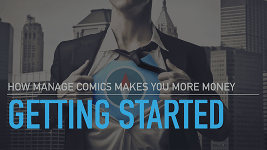 Getting Started with Manage Comics