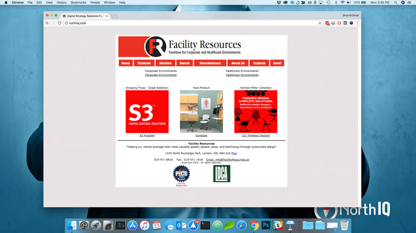 Facility Resources - Before