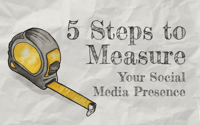 5 Steps to Measure Your Social Media Presence