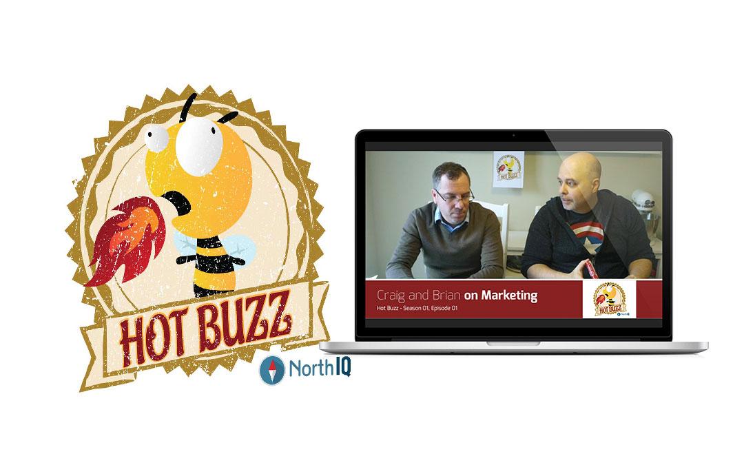 Brian and Craig brave a million Scoville – Hot Buzz episode 1