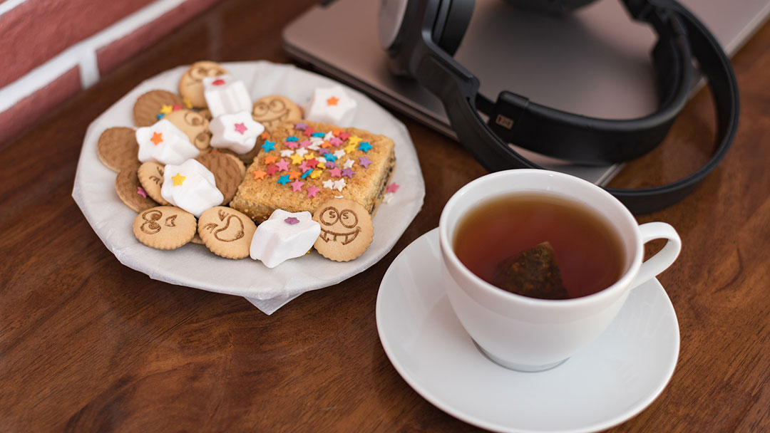 The Importance of Tea and Cookies