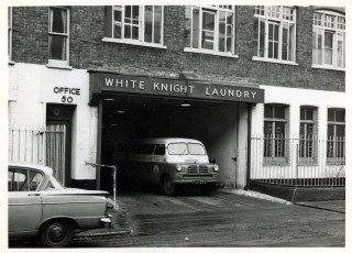 white knight entranceKensal rd.ss